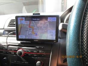Xcody GPS Mount to Suit Mazda 3