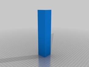 Corner profile 40x40x200mm