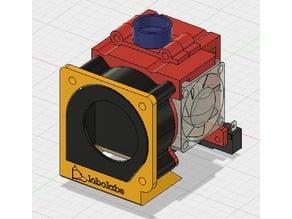 E3D V6 HotEnd (3mm) Mount for BCN3D Sigma R16-17 Machine
