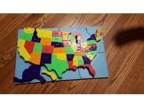 US Puzzle