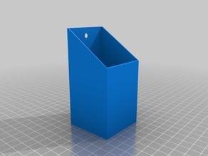 small hanging storage box