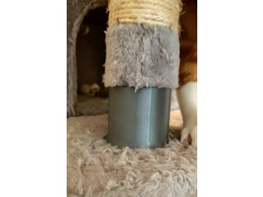 Cat Scratching Post / Tower Saver Support