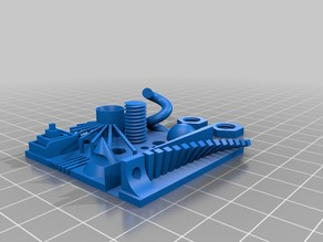 Printer Test for .4mm Nozzle