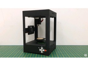 Supercarver laser engraver multi-part jigs
