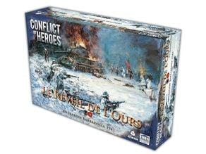 Conflict of heroes Insert