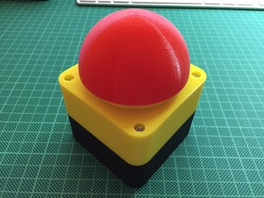 Big Emergency / Panic Button for MySensors / pimatic