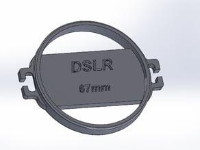 66mm Lens Cap holder