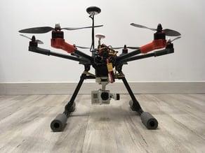 Drone hexacoptero para fotografia