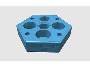 VapoHold v2 | Vaporizer & DripTip Stand