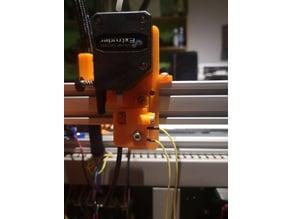 Bowden BMG Extruder + Filament Sensor