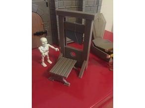 Playmobil Guillotine