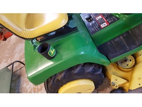 Lawnmower cupholder