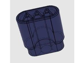 3AAA Battery Box