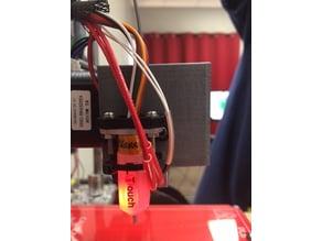 RepRapGuru i3 BLTouch Sensor Mount