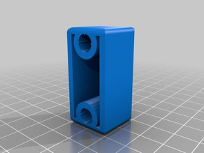 X-Axis End Bracket for the Monoprice Select Mini