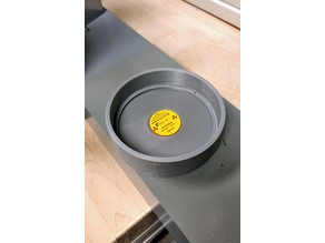 Customizable Detector Cap Check Source Holder