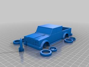 My Customized Toy Car