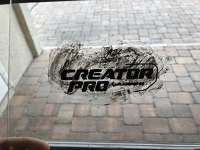 FlashForge Creator Pro Logo