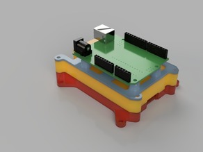 arduino boss for rpi box by 0110-M-P
