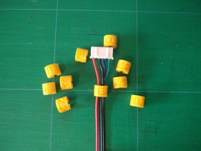 Stepper Motor Cable Mark
