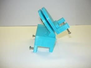 Swivel for Extruder Motor
