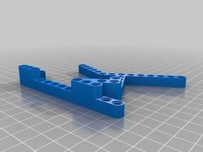 Lego robot frame - robots made easy - focus on programming