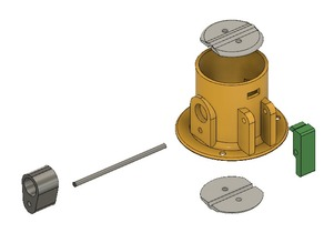 Bug filter for Dyson DC45