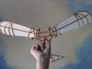 Leonardo Da Vinci - Ornithoper