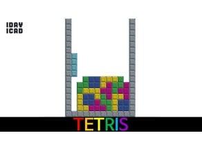 [1DAY_1CAD] TETRIS