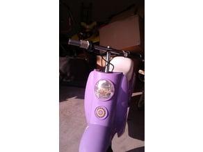 Razor Scooter Motorcycle Style Throttle