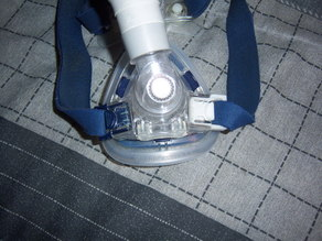 CPAP Face Mask Clip