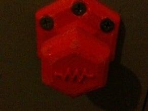 NYC Resistor Doorknob