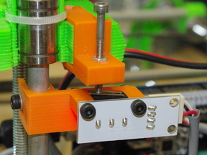 Prusa i2 Z-axis Precise Adjustable End Stop
