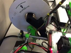 Prusa Side Filament Holder