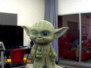 Thumbs up Yoda