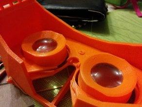 Lens holder