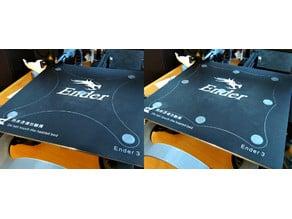 Ender 3 bed leveling 5/9 point procedure