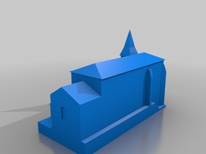 Church eliza iglesia ARLUZEA