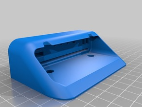 Anycubic I3 Mega tool holder