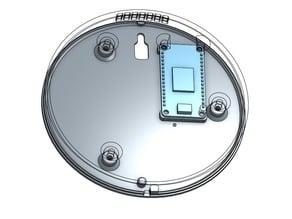 Round ESP32 Case