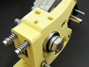 Greg's Hinged Accessible Extruder