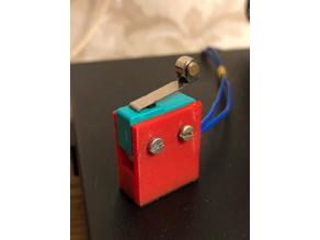 Cetus3D Z probe holder