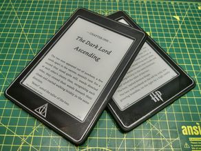 Harry Potter Kindle Paperwhite Screen Cover