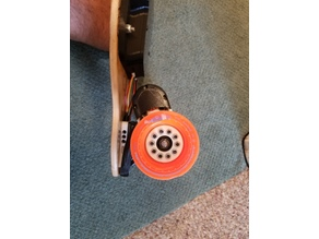 Electric Skateboard Motor Mount