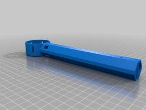 T4 Quad Arm for DT-750 motors.
