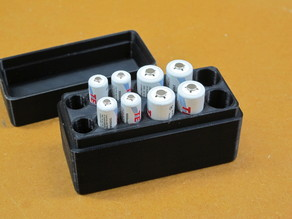 Battery Box AA & AAA NiMH Rechargable