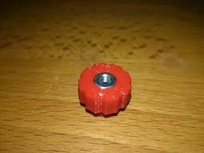 Small M3 thumbscrew