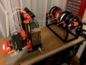Filament stand Prusa i3 MMU