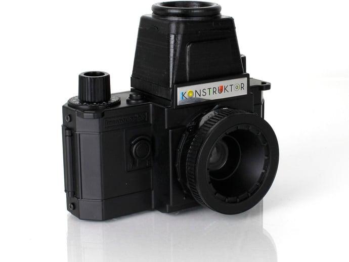 Chimney View Finder for Lomo Konstruktor DIY SLR Camera by ...