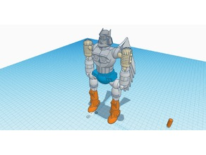 Mr Roboto Version 1